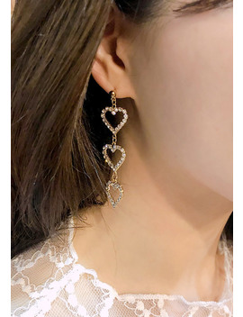 Need Your Heart Drop Earring by Chuu