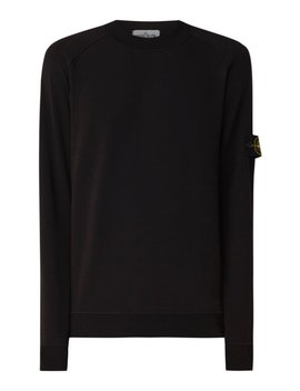 60938 Sweater Met Merkapplicatie by Stone Island