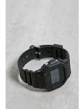 """Casio  – Klassische Armbanduhr """"G Shock"""" Dw5600 Bb by Casio Shoppen"""