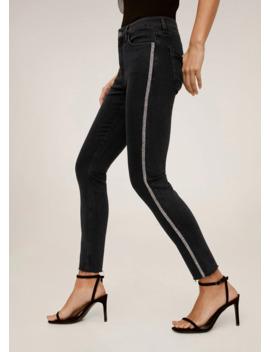 Skinny Sparkl Jeans by Mango