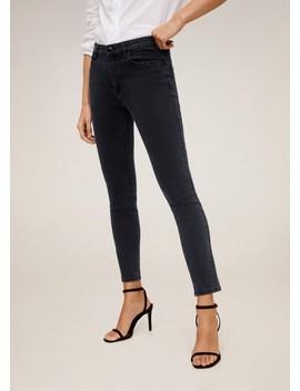 Skinny Jeans Studs by Mango