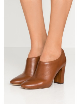 Aubree   High Heeled Ankle Boots by Lauren Ralph Lauren