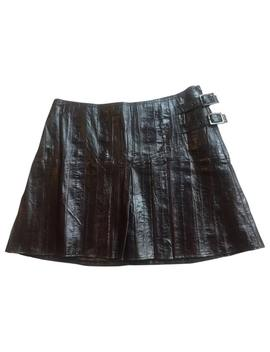 Eel Mini Skirt by Dior