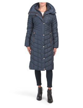 Jacqueline Maxi Down Coat by Tj Maxx