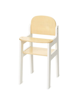Wooden Doll High Chair by Target