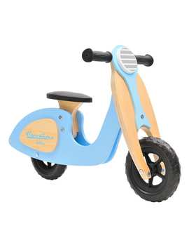 Cyclops Wooden Balance Bike   Vintage Scooter by Target