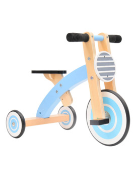 Cyclops Wooden Tricycle by Target