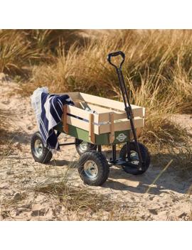 Cyclops Wooden Beach Cart by Target