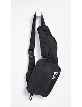 Convertible Sling Bag by Y 3