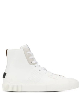 Hi Top Sneakers by Givenchy