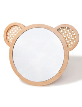Bub. Wooden Mirror by Target