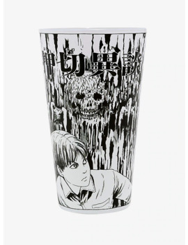 Junji Ito Collection Pint Glass by Hot Topic