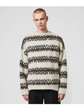 Orvik Crew Sweater by Allsaints