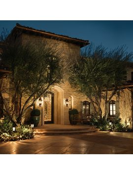 "Casa Marseille™ 21 1/2"" High Bronze Outdoor Wall Light by Lamps Plus"