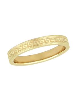 Stella Grace 10 K Yellow Gold 3mm Wedding Band Ring by Stella Grace