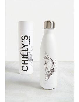 Chilly's X Will The Artist – Wasserflasche Aus Edelstahl Mit Waldesign,500 Ml by Chilly's Shoppen