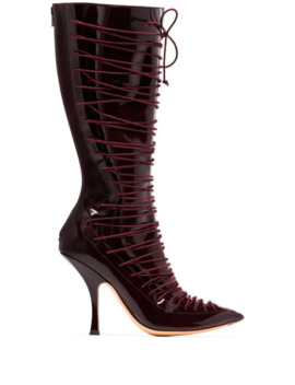 Lace Up 100mm Boots by Y/Project
