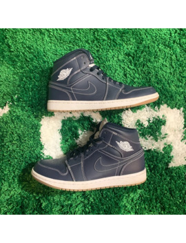 Air Jordan 1 Retro Mid Re2pect Jeter, Derek Jeter 2017 by Nike  ×  Jordan Brand  ×