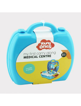 Young Ones My First Carry Along Medical Centre by Target