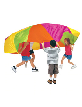Pacific Play Tents 10 Ft. Parachute by Pacific Play Tents