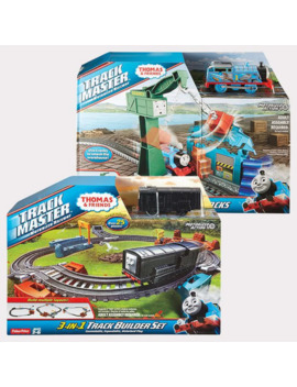 Thomas &Amp; Friends Track Builder Set Assorted by Target