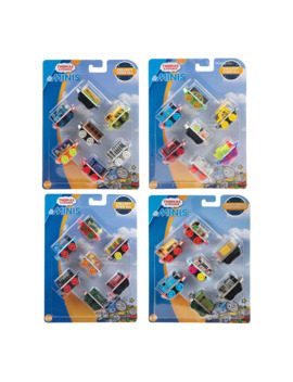 Thomas &Amp; Friends Minis 7 Pack Engines Assorted by Target