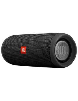 Jbl Flip 5 Waterproof Bluetooth Wireless Speaker   Black by Best Buy