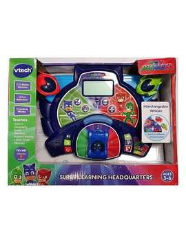 V Tech Pj Masks Super Learning Headquarters by Target