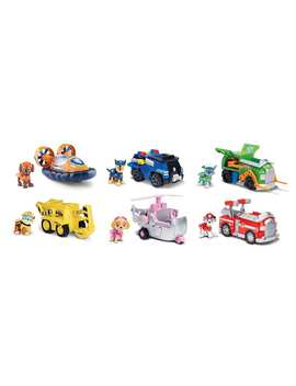 Paw Patrol Pup &Amp; Basic Vehicle Assorted by Target