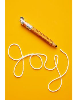 Pencil Ornament by Anthropologie