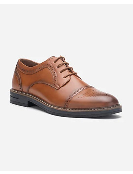 X Ray Brown Spencer Dress Shoe by Express