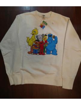 Kaws Sesame Street Uniqlo Sweatshirt by Uniqlo  ×  Kaws  ×