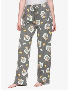 Pusheen Pillow Girls Pajama Pants by Hot Topic