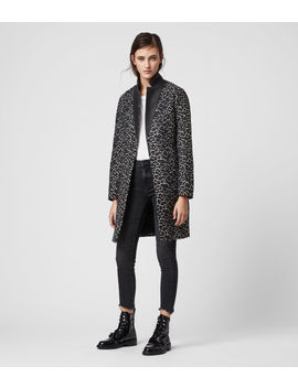 Leni Leo Coat by Allsaints
