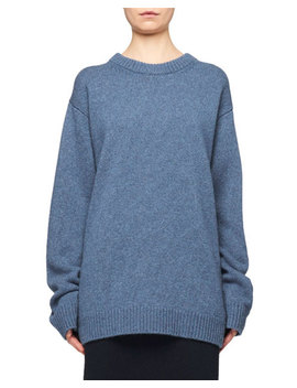 Vaya Heavy Cashmere Sweater by The Row