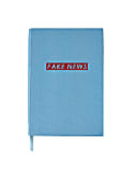 Fake News Small Notebook by Sloane Stationery