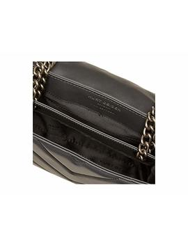 Leather Kensington Crossbody Bag by Kurt Geiger London