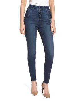 Natasha Sky High High Waist Skinny Jeans (Revival) (Nordstrom Exclusive) by J Brand