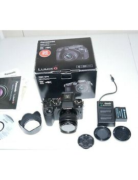 Panasonic Lumix G7 Camera With 14 42mm Kit Lens 4k Video M43 by Ebay Seller