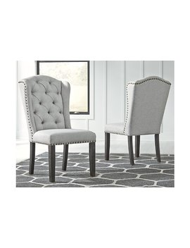 Jeanette Dining Room Chair                                       (Set Of 2) by Ashley Homestore