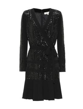 Mara Sequined Jersey Midi Dress by Diane Von Furstenberg