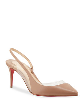 Opti Sexy 70mm Red Sole Pumps by Christian Louboutin