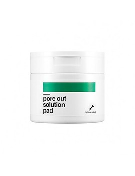 [Bellamonster]  Pore Out Solution Pad (70ea) 155ml by Style Korean