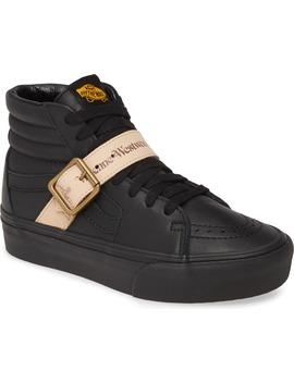 X Vivienne Westwood Sk8 Hi Platform Sneaker by Vans