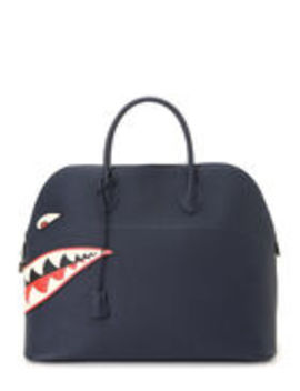 Bolide 45 Shark Bag   Vintage by Hermes
