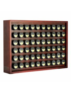 Cherry 60 Jar Spice Jar & Rack Set (Part Number: Adi801 60 Cry) by Adir Chef