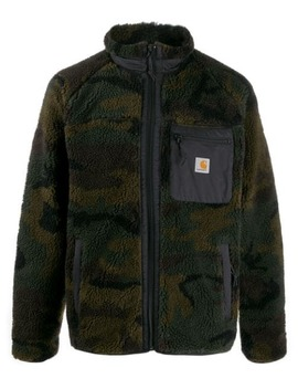Camouflage Print Jacket by Carhartt Wip