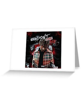 Juice Wrld 999 Postcard by Flame Streetwear