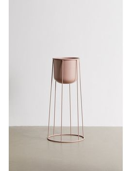 Celeste Planter And Stand by Urban Outfitters