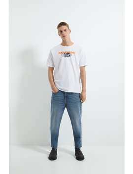 Text T Shirt by Zara